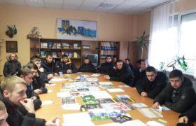 Випускники коледжу познайомились з роботою Охтирського міськрайонного центру зайнятості.