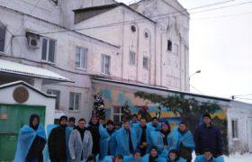 Екскурсія студентів коледжу на Охтирський пивоварний завод