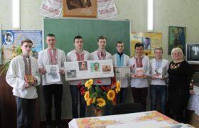 Відбувся конкурс виразного читання віршів Кобзаря