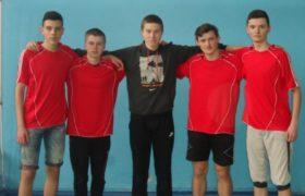 Пройшли змагання з міні-футболу серед студентів коледжу
