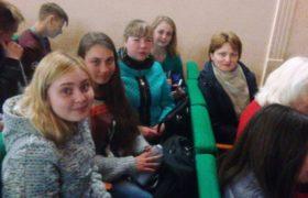 Охтирського коледжу СНАУ відвідали виставу  «Сім'я Кайдашів» І. Нечуй – Левицького