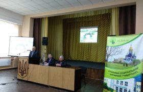 Батьківські збори на які завітали представники Сумського національного аграрного університету