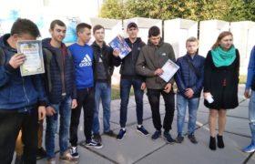 День козацтва в Охтирському коледжі СНАУ