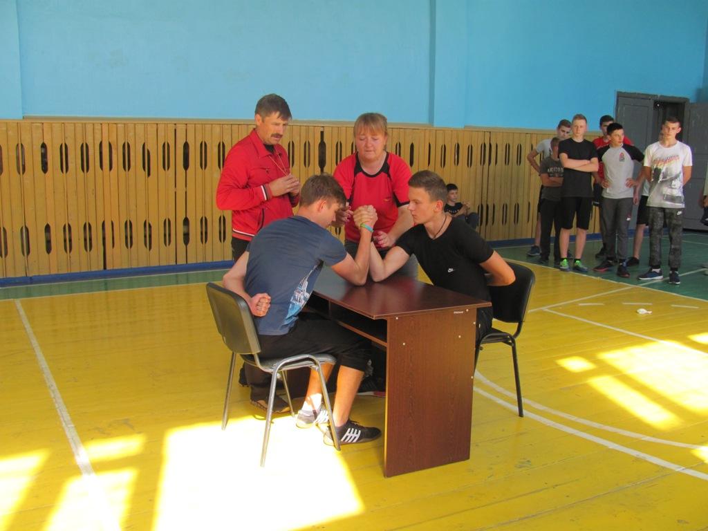 Міжнародний день студентського спорту в Охтирському коледжі СНАУ