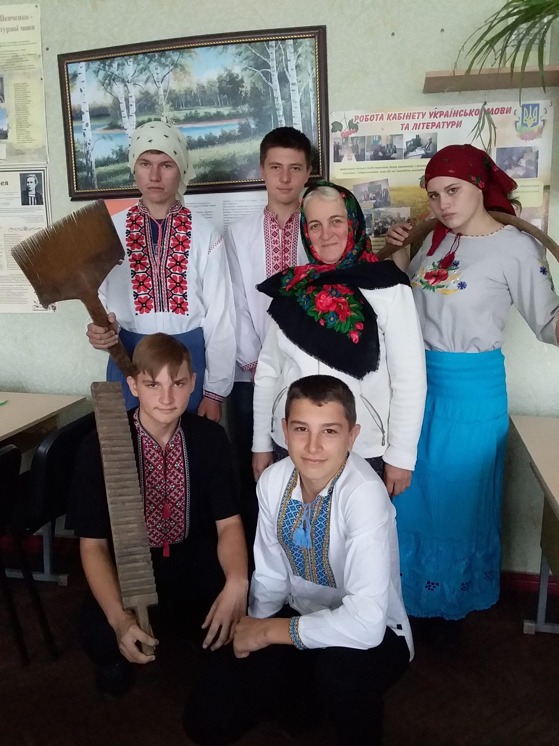 На гостини до Кайдашів або метод сторітелінгу